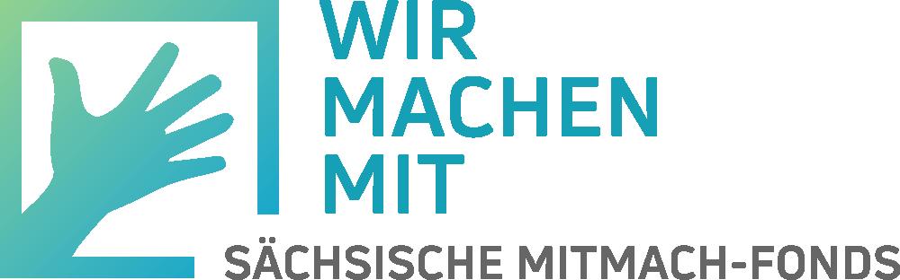 Logo Sächsische Mitmach-Fonds